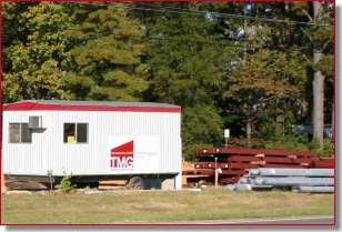 The McDougal Group construction site